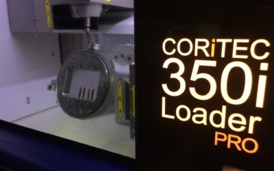 CORiTEC 350i PRO / CORiTEC 350 loader PRO – nowa seria PRO