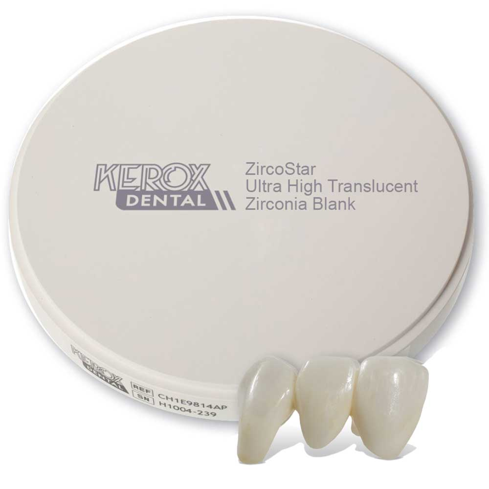 kerox dental - ultra high translucent