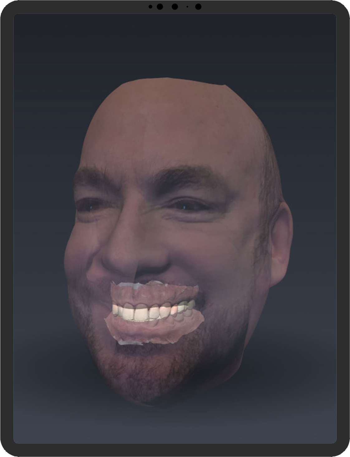 Projekt zębów