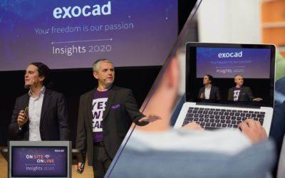 Konferencja Exocad Insight w Darmstadt – transmitowana online