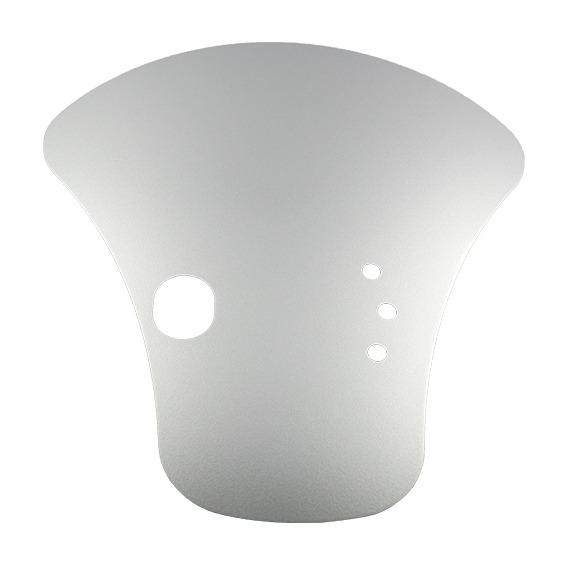 Articulator plate